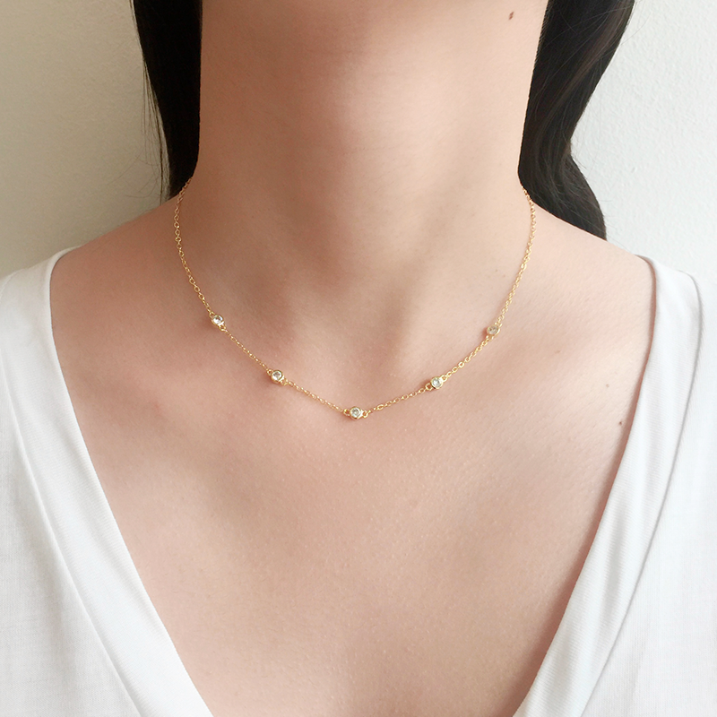 Collar Girl Gold
