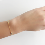 Pulsera MultiEye Gold