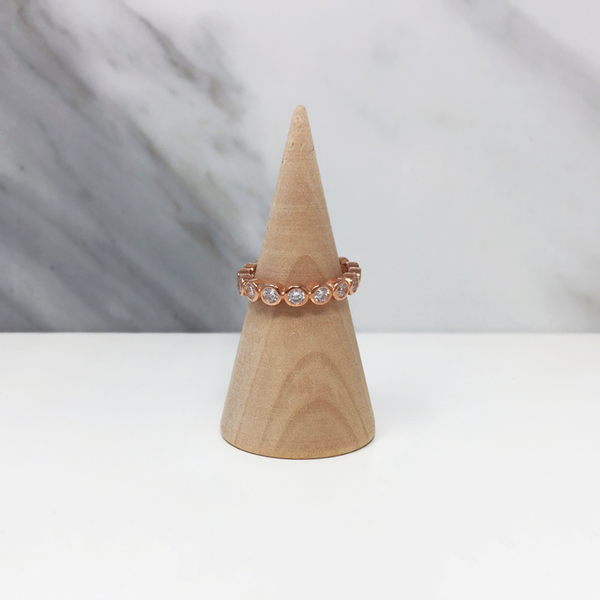 Anillo Suse Rose Gold
