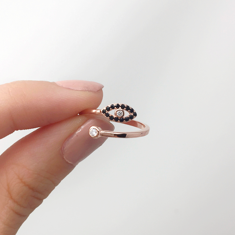Anillo Rose Eye
