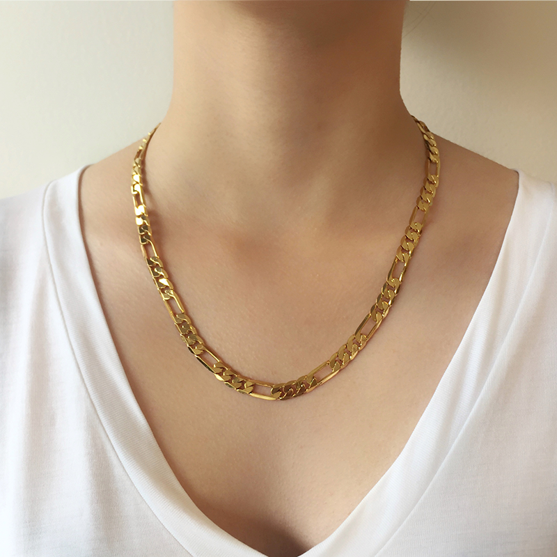 Collar Chain Bold 7mm