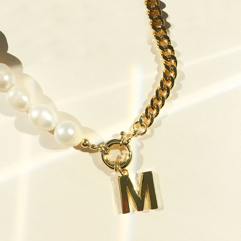 Collar Pearls Mix Inicial