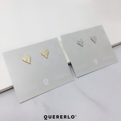 Aretes Pily Heart