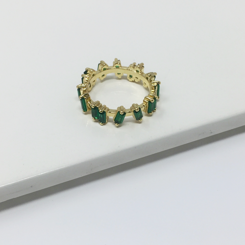 Anillo Queen Emerald