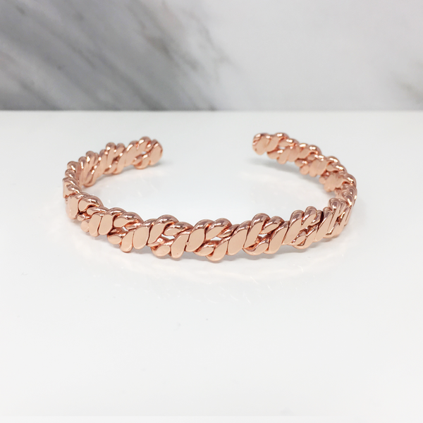 Pulsera Vina Rose Gold