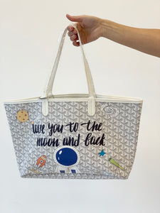 Love You to the Moon and Back Bag