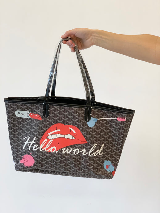 Hello World Bag