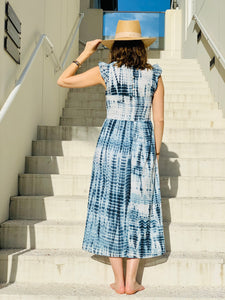 Ride the Waves Midi Dress