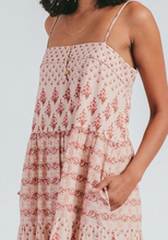Load image into Gallery viewer, Henley Maxi Dress