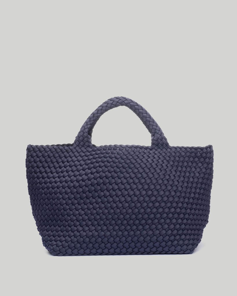 Medium Woven Neoprene in Midnight