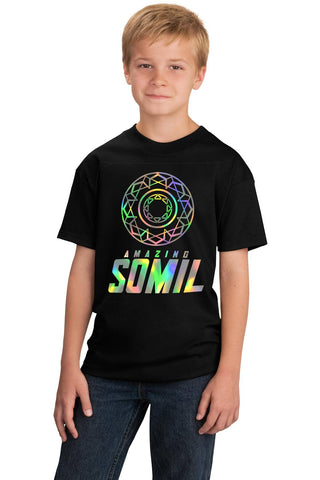 Doctor Strange Kids T-Shirt Customized With Name - charmscraft.com