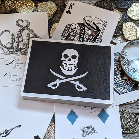 Mutineer playing cards-- pre-order