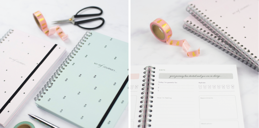 ivf journey diary, a diary specific to ivf