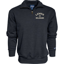 Load image into Gallery viewer, DYNAMITE COMPASS ROSE CREST QUARTER ZIP