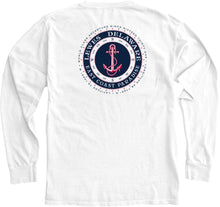 Load image into Gallery viewer, OUT BREAK ANCHOR COMPASS LONG SLEEVE TEE