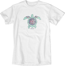 Load image into Gallery viewer, DEEPER MEANING SEA TURTLE TEE