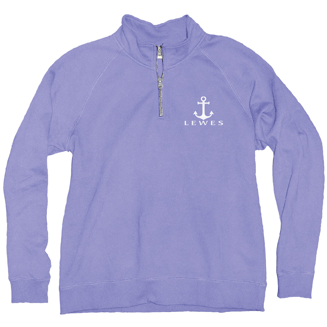 MATRON ANCHOR QUARTER ZIP