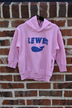 Load image into Gallery viewer, KIDS DOUBLE TIME WHALE HOODIE