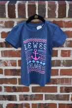 Load image into Gallery viewer, KIDS QUADRUPLE ANCHOR TEE