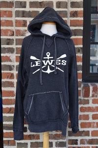 ANCHOR AND OAR HOODIE