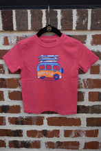Load image into Gallery viewer, KIDS SHINDIG SURF VAN TEE