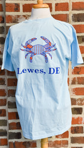 PATCH CRAB TEE