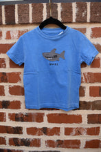 Load image into Gallery viewer, KIDS STICKY SHARK TEE