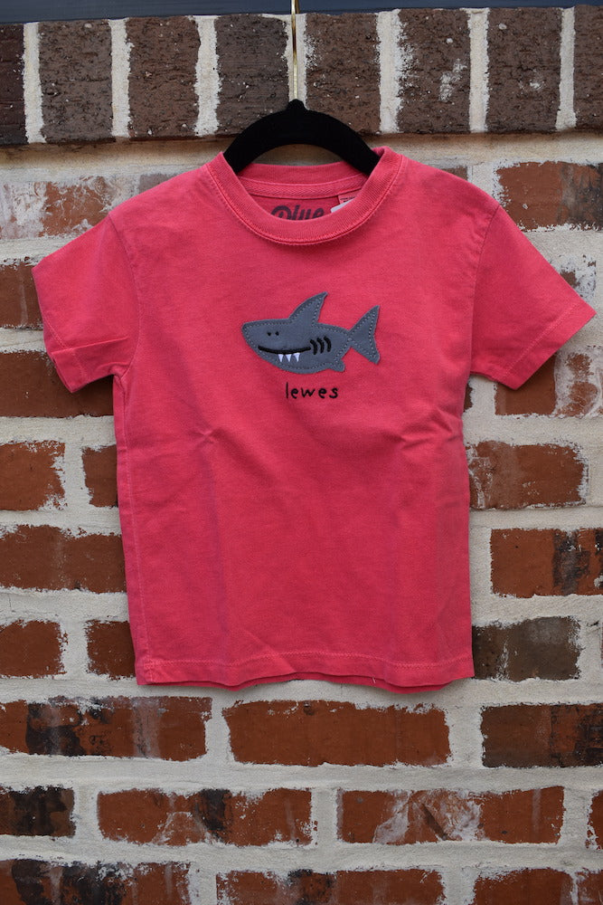 KIDS STICKY SHARK TEE