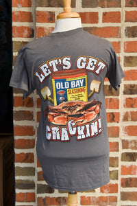 OLD BAY CRACKIN TEE