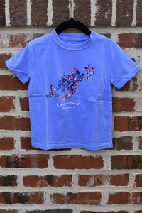KIDS COCOA MERMAID TEE