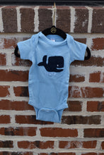 Load image into Gallery viewer, INFANT GROVER WHALE ONESIE