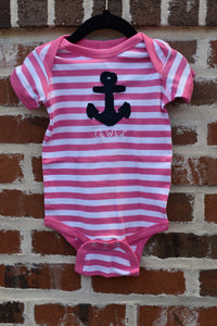 INFANT GROVER ANCHOR ONESIE