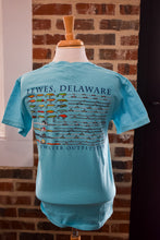 Load image into Gallery viewer, SALTWATER FLAG TEE