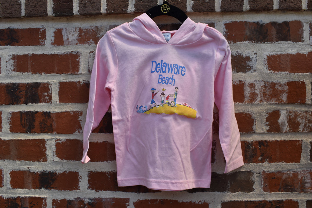 DE BEACH BABY SWEATSHIRT