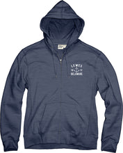 Load image into Gallery viewer, ACETONE ANCHOR CREST ZIP UP HOODIE