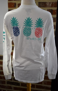 ENDLESSLY PINEAPPLE LONG SLEEVE