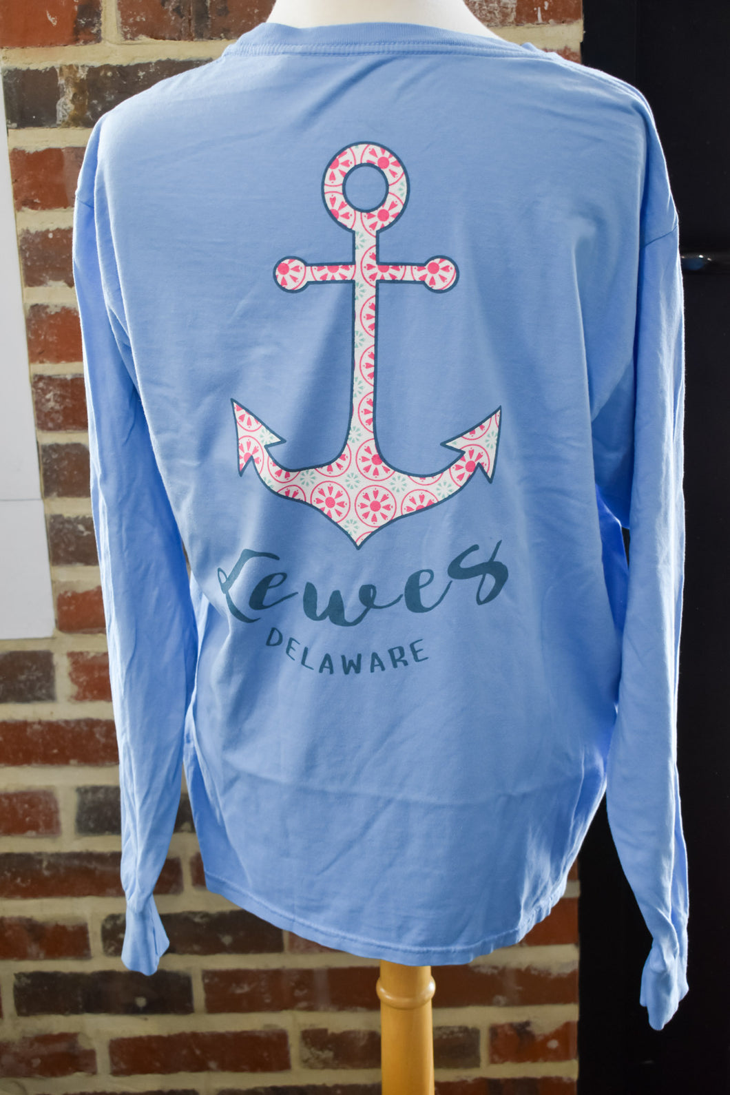 FIELD DAY ANCHOR LONG SLEEVE