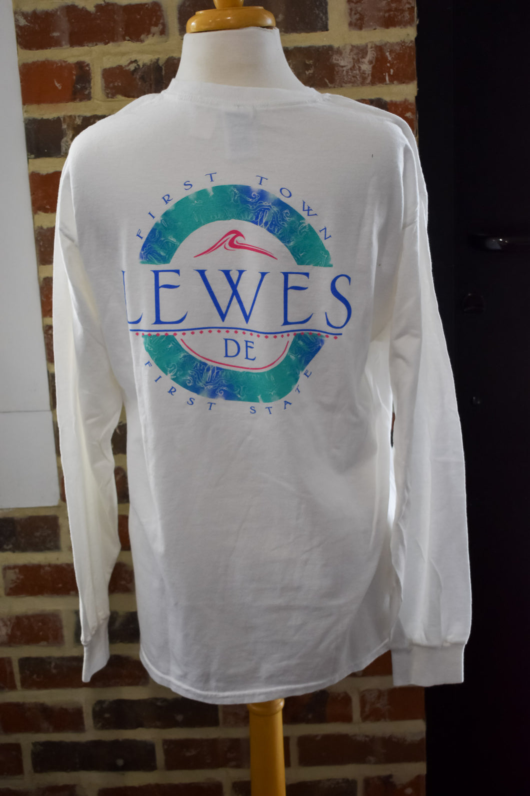 FIRST TOWN CIRCLE LONG SLEEVE