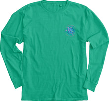 Load image into Gallery viewer, SALTWATER CURES SEA TURTLES LONG SLEEVE TEE
