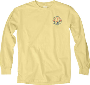 TACTIC ANCHOR SCREEN LONG SLEEVE TEE