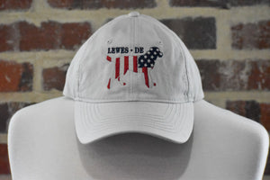 KENNEL CLUB LAB/US FLAG HAT