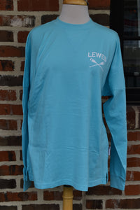 LEDE CROSSED OARS LONG SLEEVE