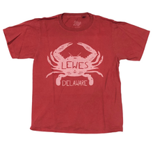 Load image into Gallery viewer, LOCAL FOLK MARYLAND CRAB TEE