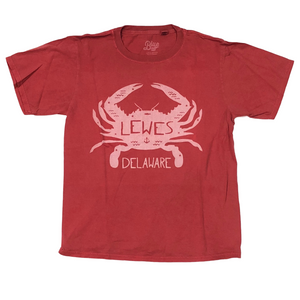 LOCAL FOLK MARYLAND CRAB TEE