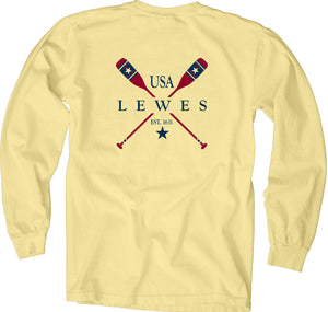 POWER PLAY OARS LONG SLEEVE TEE