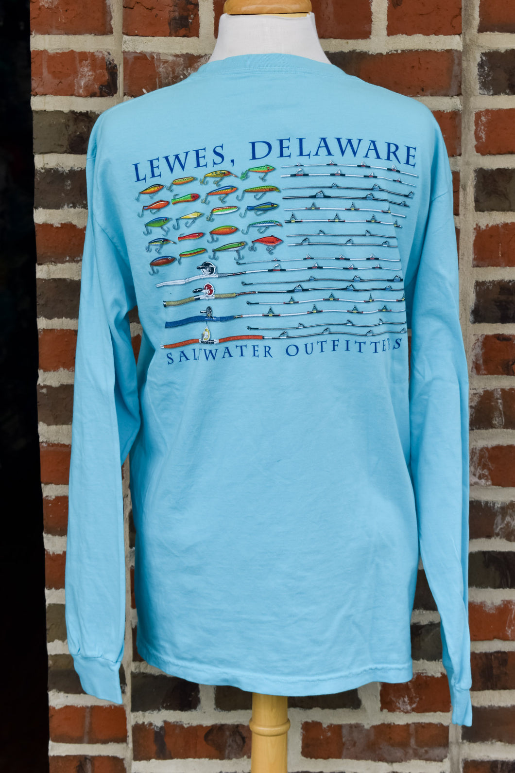 SALTWATER OUTFITTERS LONG SLEEVE