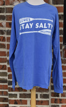 Load image into Gallery viewer, STAY SALTY LONG SLEEVE TEE