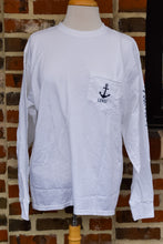 Load image into Gallery viewer, TAGLINE ANCHOR LONG SLEEVE TEE