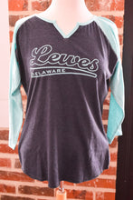 Load image into Gallery viewer, TWO TONE BASEBALL TEE
