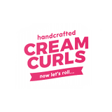 cream curls logo